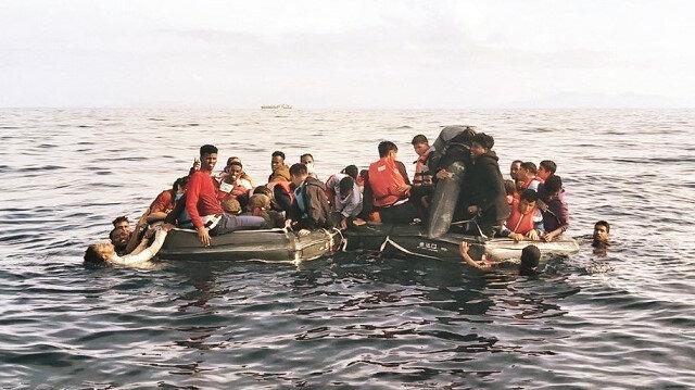 Akdeniz 74 göçmeni yuttu