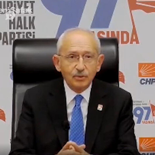 CHP Genel Başkanı Kılıçdaroğlu: Bidenden Türkiyedeki demokrasi hareketlerini desteklemesini isteriz
