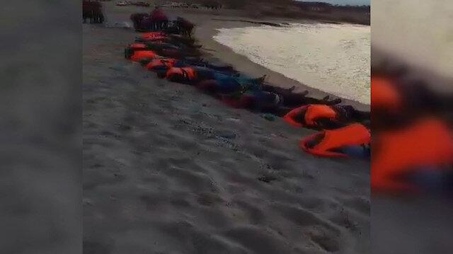 Libya'daki göçmen dramında üzücü gelişme: Batan tekne sayısı iki, hayatını kaybedenlerin sayısı 100'e yükseldi