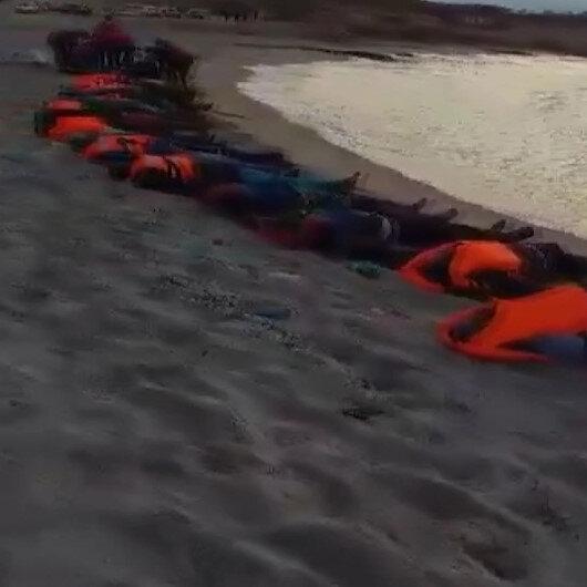Libyadaki göçmen dramında üzücü gelişme: Batan tekne sayısı iki, hayatını kaybedenlerin sayısı 100e yükseldi