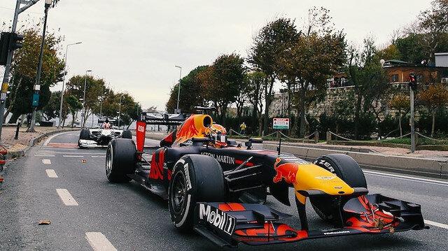 F1 Türkiye Grand Prix'sinde heyecan bugün başlıyor