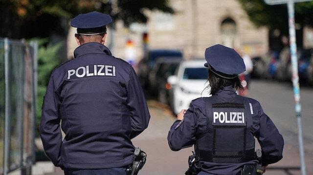 Alman polisinden skandal sözler: Bugün Türk avına çıkalım