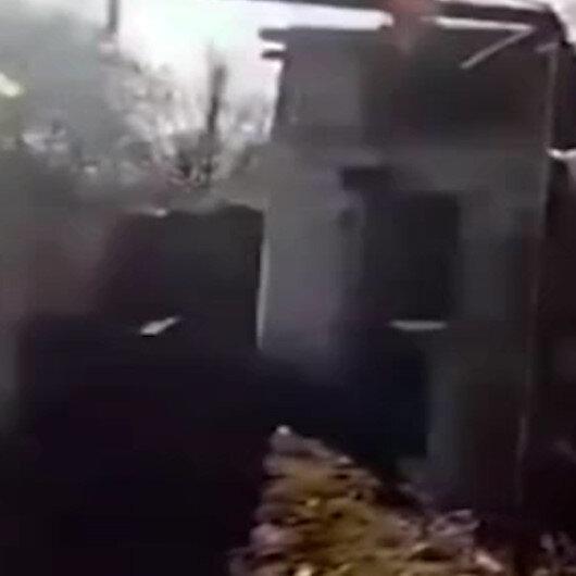 Şuşadaki evini 28 yıl sonra bulan Azerbaycanlı askerin o anları