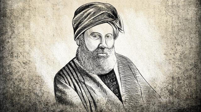 Süleymaniye kürsüsündeki pir: Abdürreşid İbrahim Efendi