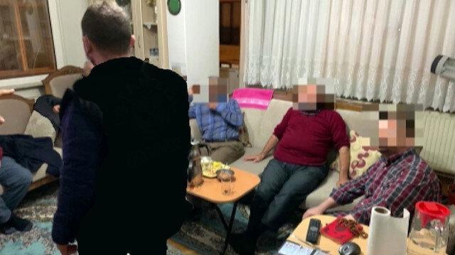 FETÖ'nün Erzincan akademisyenler imamı gaybubet evinde yakalandı