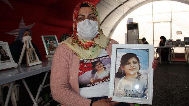 Teröristlerin kaçırdığı kızına seslendi: Kardeşin askere gidecek kardeş katili olma