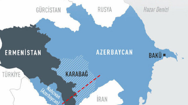 Nahçıvan-Azerbaycan arası koridor ile Türkiye-Orta Asya hattı kurulmuş olacak