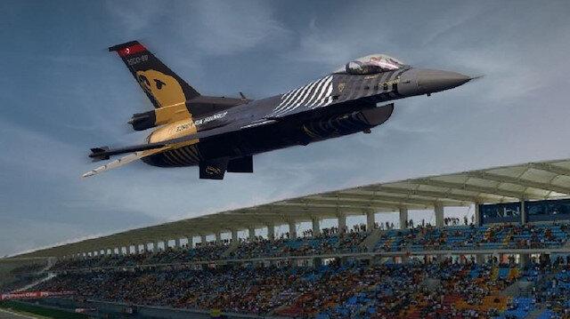 Formula 1'de heyecanlandıran sürpriz: SoloTürk selamlama uçuşu yapacak