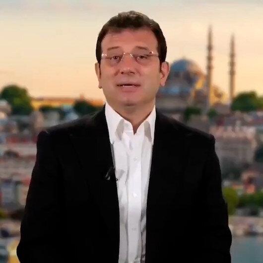 Ekrem İmamoğlu Türkiyeyi dünyaya şikayet etti: Türkiye sorgulanır halde