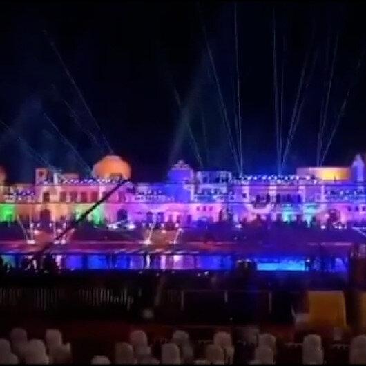 Hindistan'daki Diwali Işık Festivalinden renkli görüntüler