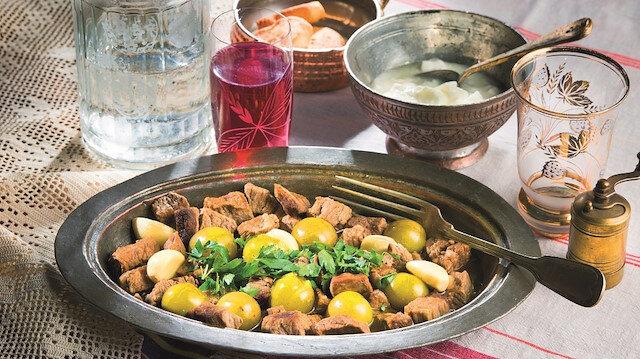 Sahrap Soysal'dan en lezzetli tarifler
