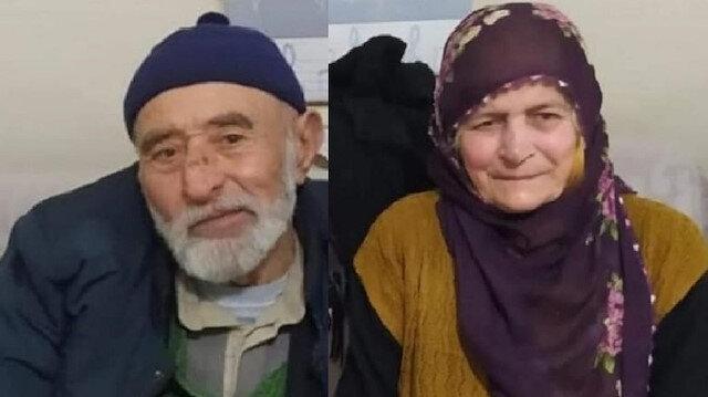 Koronavirüs bile ayıramadı onları: Amasya'da yaşlı çift aynı gün hayatını kaybetti