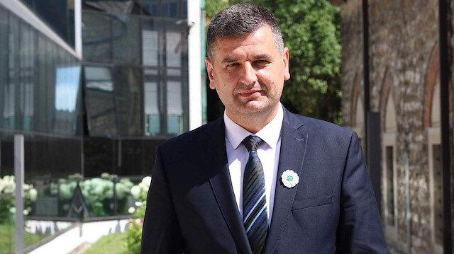 Srebrenitsa'nın yeni belediye başkanı Boşnak