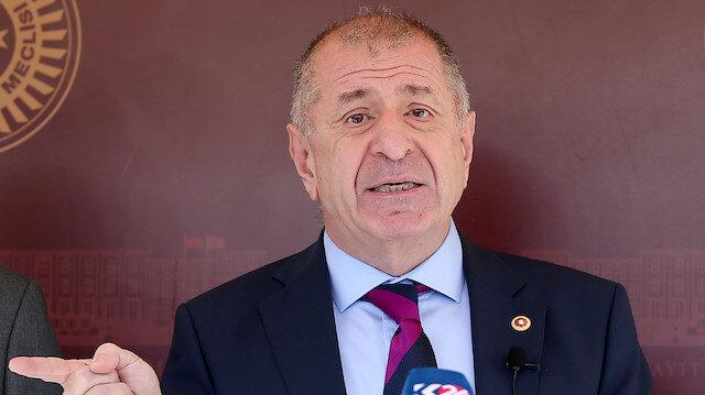 Ümit Özdağ, İYİ Parti Disiplin Kurulu tarafından oy birliğiyle partisinden ihraç edildi
