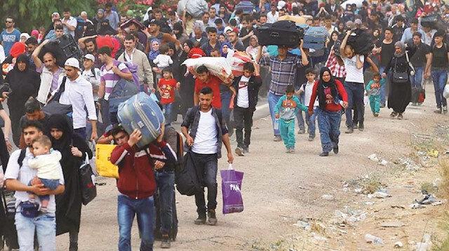 Suriye'ye döneni Esed tutukluyor