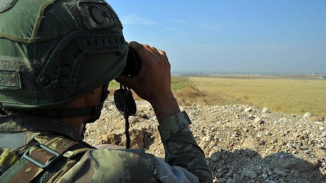 PKK'da çözülmeler sürüyor: Biri gri kategoride 5 terörist güvenlik güçlerine teslim oldu