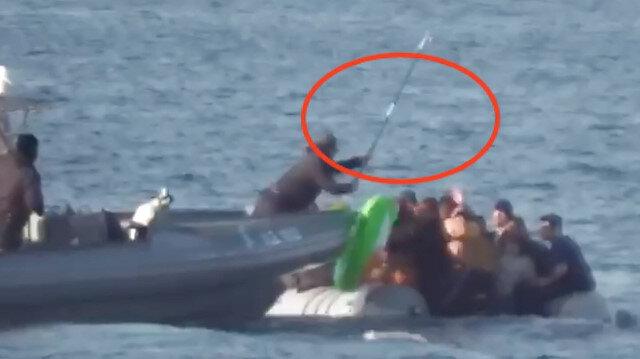 Yunanistanın ölüme terk ettiği mültecileri Mehmetçik kurtardı: O anlar anbean kameralara yansıdı