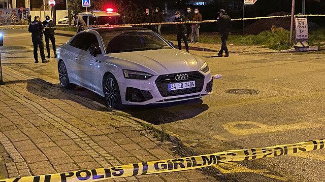 Pendik'te müteahhide silahlı saldırı: Nişanlısını beklerken kurşun yağdırdılar
