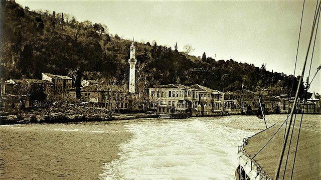 İstanbul Boğazı'nın sembollerinden biriydi: 355 yıllık ata mirası Vaniköy Camii'nden geriye besmele-i şerif kaldı