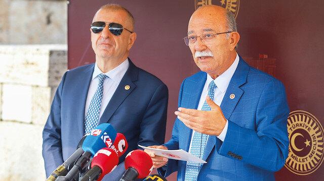 İYİ Parti'de PKK ve FETÖ depremi