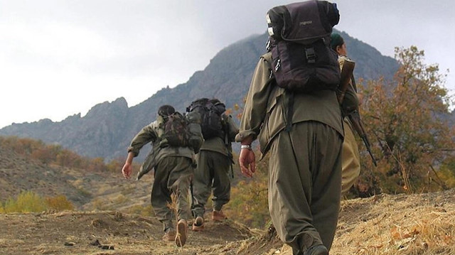 PKK'lı teröristten şoke eden itiraf: ABD'lilerden eğitim almışlar