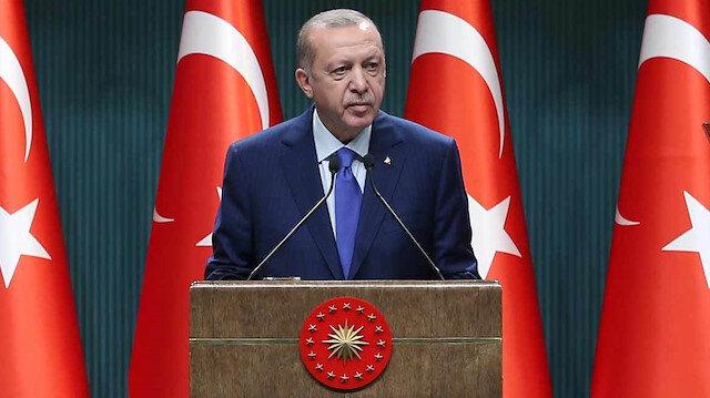 Cumhurbaşkanı Erdoğan açıkladı: Hafta sonları sokağa çıkma kısıtlaması getirildi