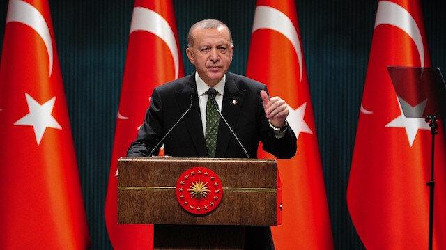 Cumhurbaşkanı Erdoğan: Artık hiçbir afetin ardından