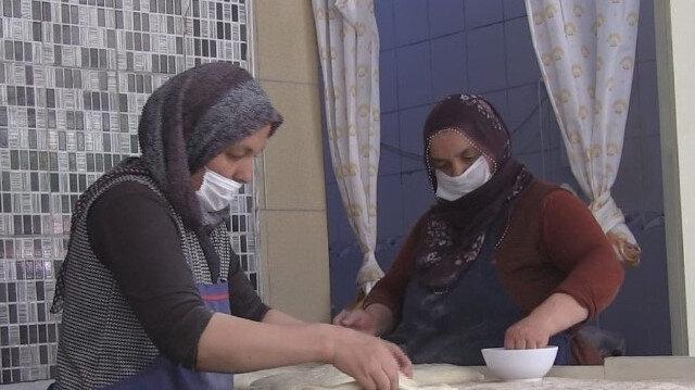 Eşini kaybedip 4 çocuğuyla yalnız kalan kadın iş kurdu: Şimdi istihdam sağlıyor