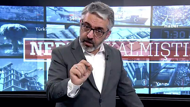 TVNET Sunucusu Şentürk: Yaşlı kadının kafasını kesenler serbest, bu işte bir tuhaflık var