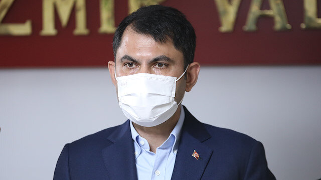 Çevre ve Şehircilik Bakanı Kurum: İstanbul'da 300 bin konut acilen dönüştürülmeli