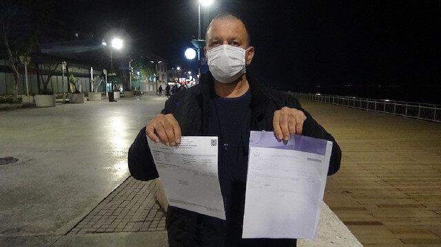 Bursa'da koronavirüs testi pozitif çıkan şoför kovulunca isyan etti: İkinci testi negatif çıktı
