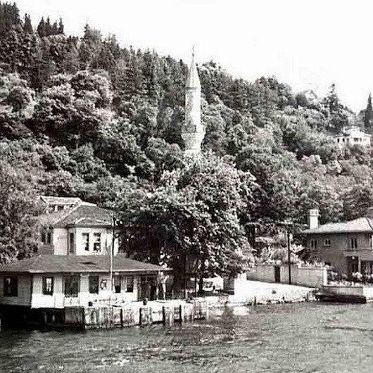Küle dönen Vaniköy Camii ve banisi Mehmed Efendi