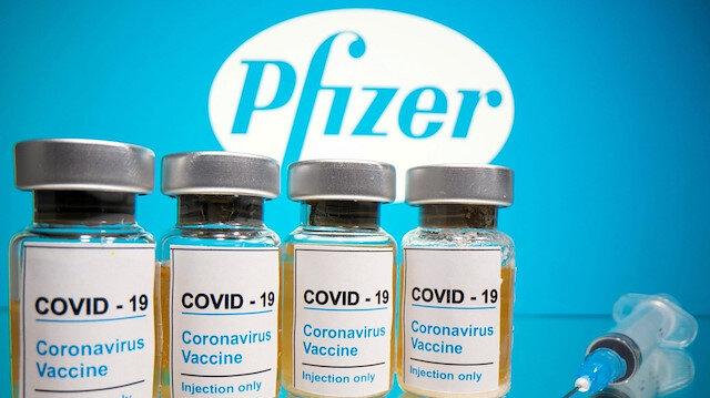 Pfizer ve BioNTech'ten yeni aşı açıklaması: Yüzde 95 koruma sağladı
