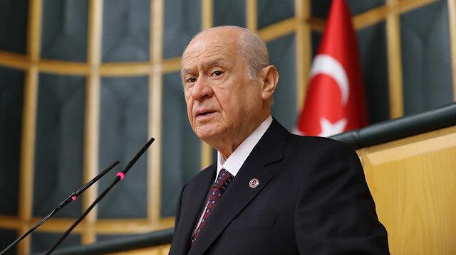 MHP lideri Bahçeli'den Alattin Çakıcı açıklaması: Alaattin Çakıcı benim dava arkadaşımdır