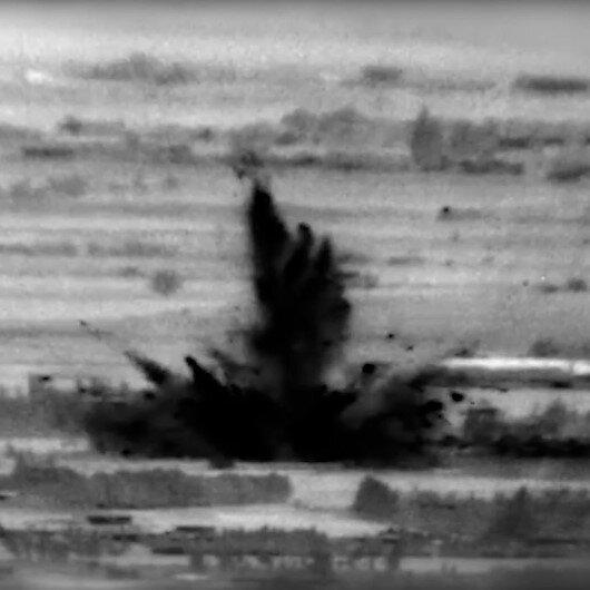 İsrail ordusundan Esed rejimine ve İran güçlerine hava saldırısı