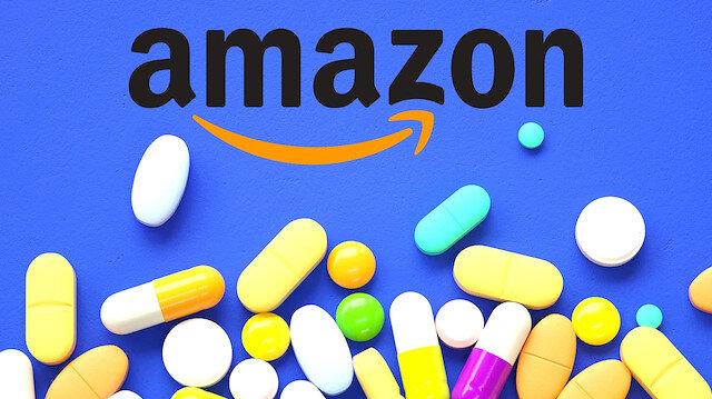 Amazon'dan çevrim içi eczane: Uygulama ABD'de hayata geçti