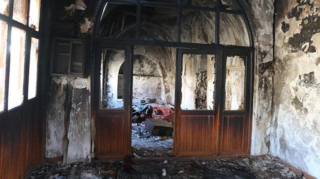 Siirt'te camiye alçak saldırı: 130 yıllık cami kullanılamaz hale geldi