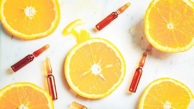 SARS'ta kullanılan C Vitamini Kovid-19 hastalarına da umut oldu