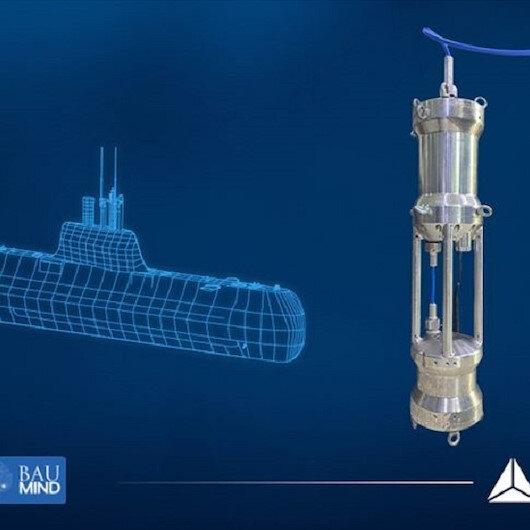Türkiye'den denizaltı teknolojisinde yerli hamle