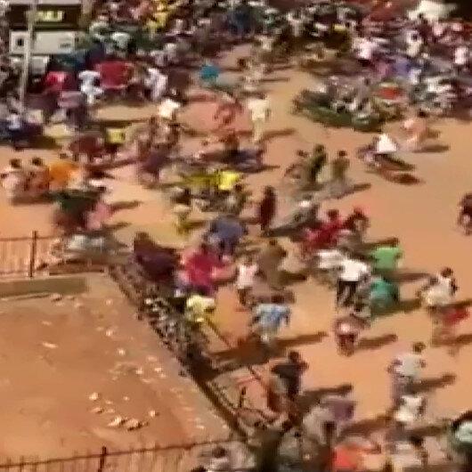 Ugandada seçim öncesi çıkan olaylarda ölü sayısı 28e ulaştı