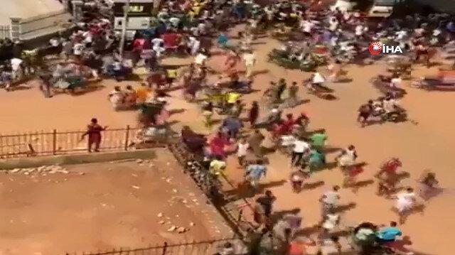 Uganda'da seçim öncesi çıkan olaylarda ölü sayısı 28'e ulaştı