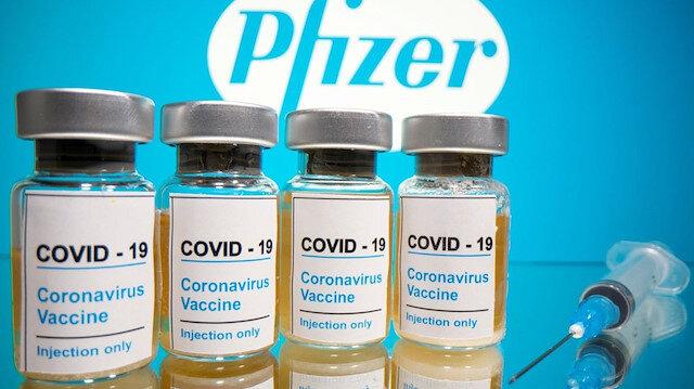 Pfizer koronavirüs aşısının acil kullanımı için ABD'ye başvuruda bulundu
