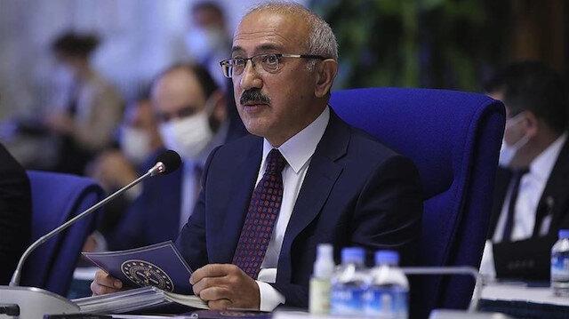 Bakan Elvan: Fiyat istikrarını sağlayacak politikaları ve araçları belirleme ve uygulama görevi Merkez Bankasına aittir