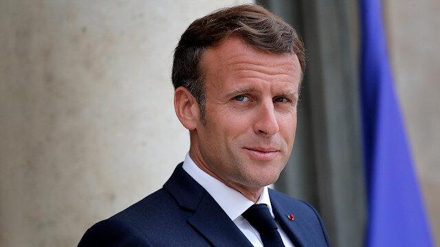 Macron Afrikalıların Fransa'ya olan sömürge kızgınlığını Türkiye ve Rusya'ya bağladı