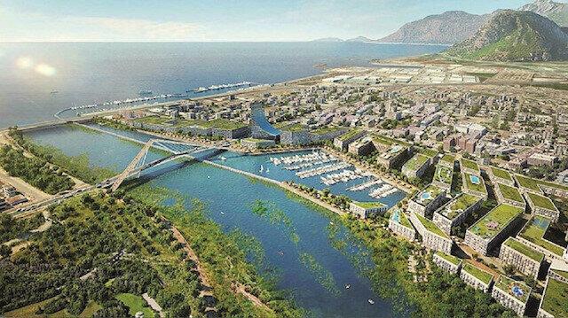 Kanal İstanbul lojistiğin yapı taşı