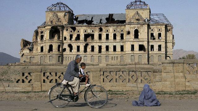 İşgaller ülkesi Afganistan