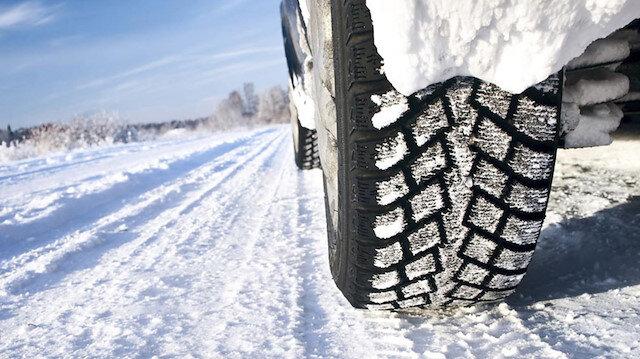 Sürücülerin dikkatine: Kış lastiği uygulama 10 gün sonra başlıyor