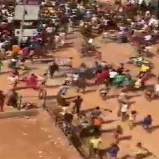 Ugandada seçim öncesi kaos: Protestolarda ölü sayısı 28e ulaştı