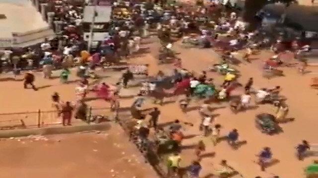 Uganda'da seçim öncesi kaos: Protestolarda ölü sayısı 28'e ulaştı