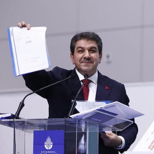 Tevfik Göksudan İBB bütçesine eleştiri: 2021 yılında İBBnin talep ettiği borçlanma 10 milyar